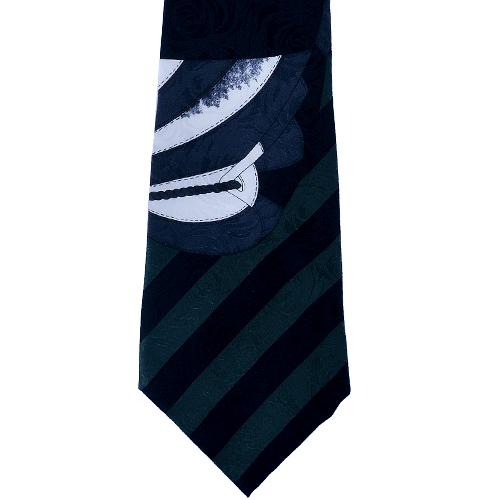 Cravatta personalizzata con stampa