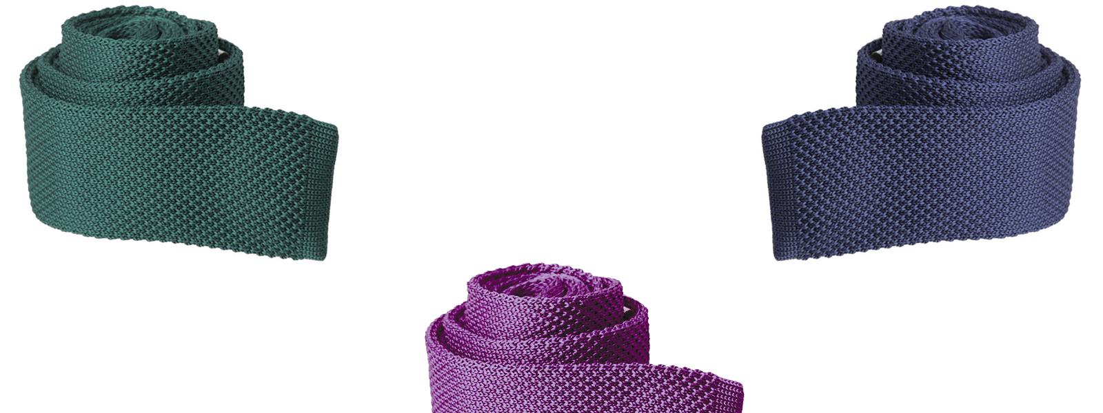 Cravatte personalizzate promozionali in seta