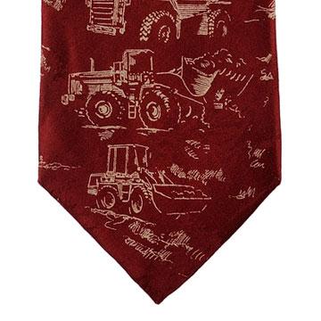 cravatta personalizzata stampa jacquard